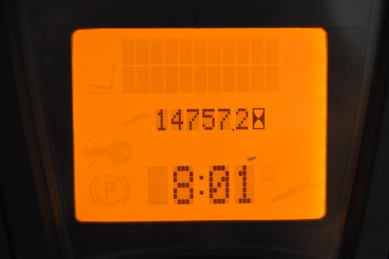 31999 LINDE H 20 T - LPG, 2008, BP, volný zdvih, Triplex