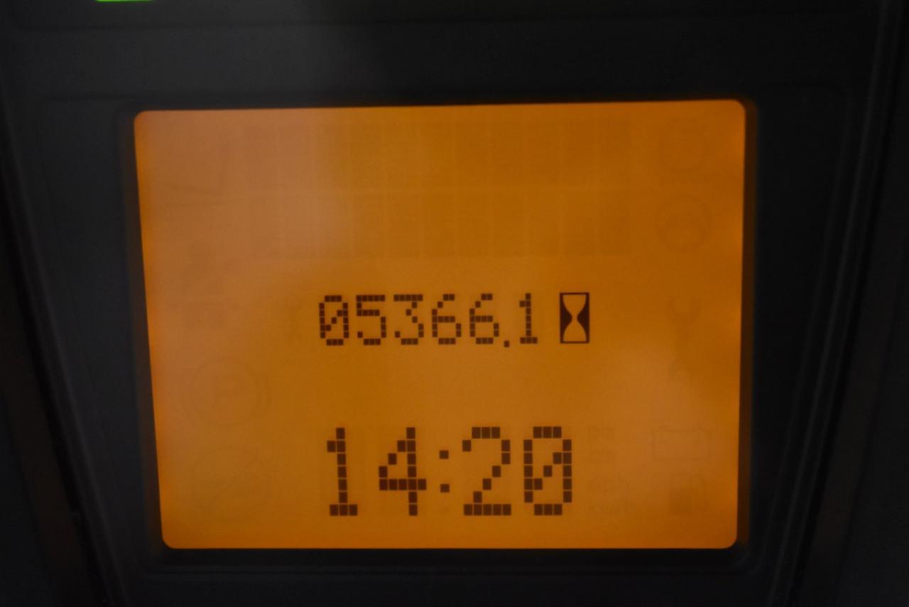 32032 LINDE H 25 T-02 - LPG, 2015, BP, pouze 5366 mth