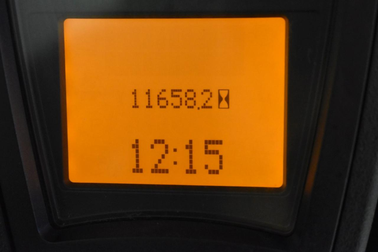 32036 LINDE H 16 T-01 - LPG, 2011, polokabina, BP, volný zdvih, Triplex