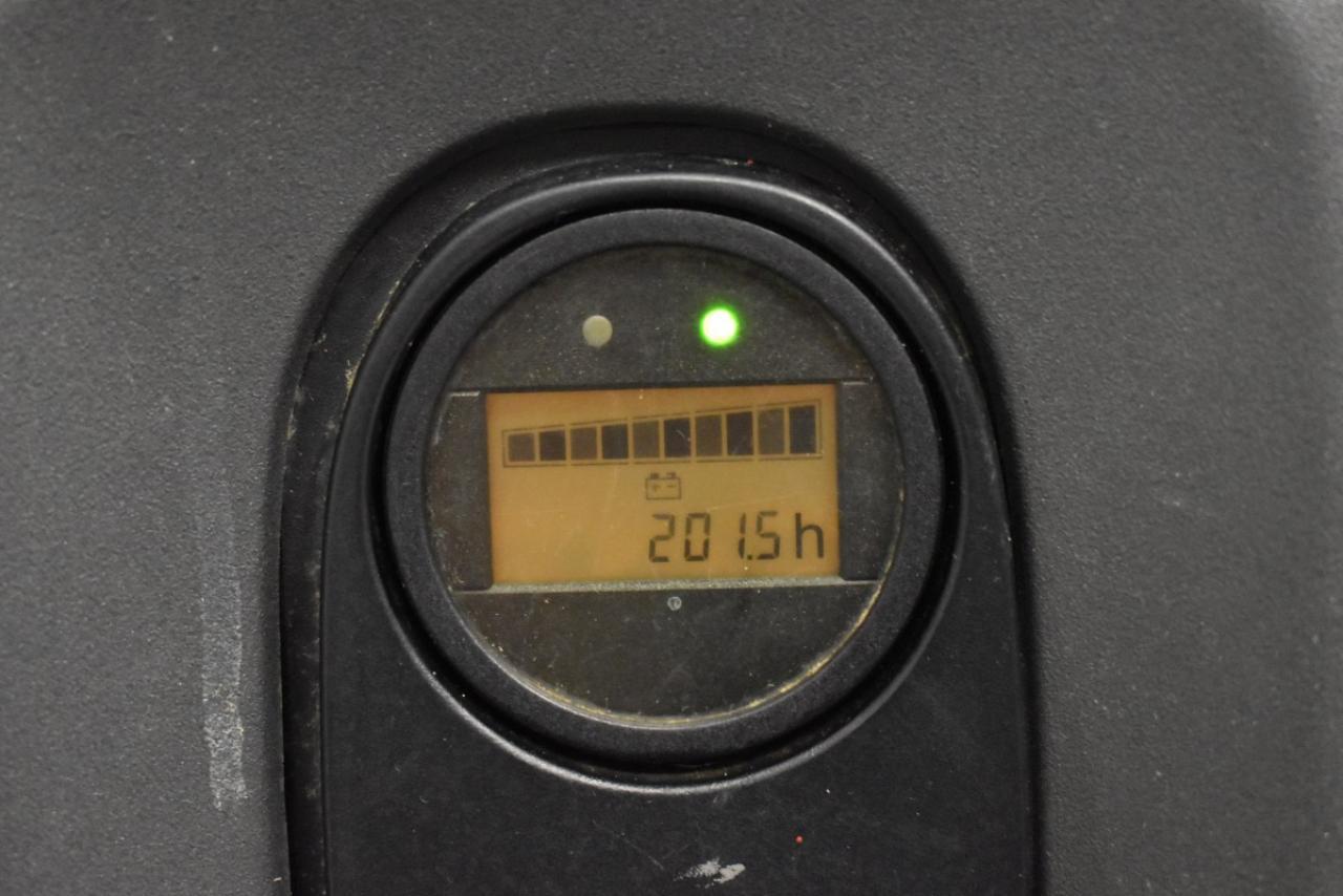 32038 LINDE L 10 B - AKU, 2015, pouze 201 mth