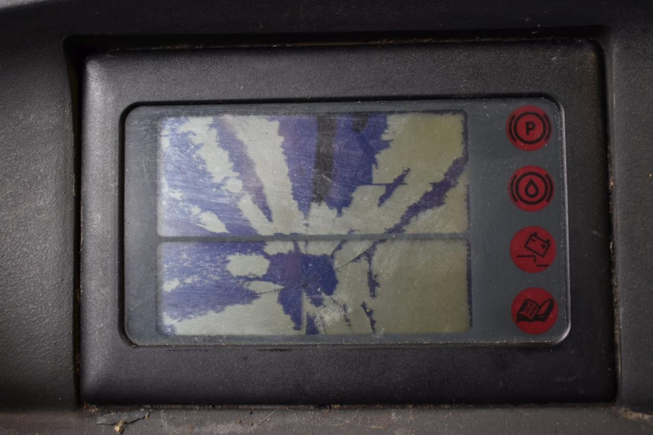 32101 LINDE R 16 HD-03 - AKU, Retrak, 2008, BP, volný zdvih, Triplex, pouze 4885 mth