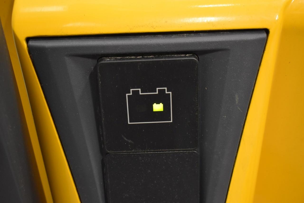 32149 JUNGHEINRICH EMC 110 - Battery, 2015
