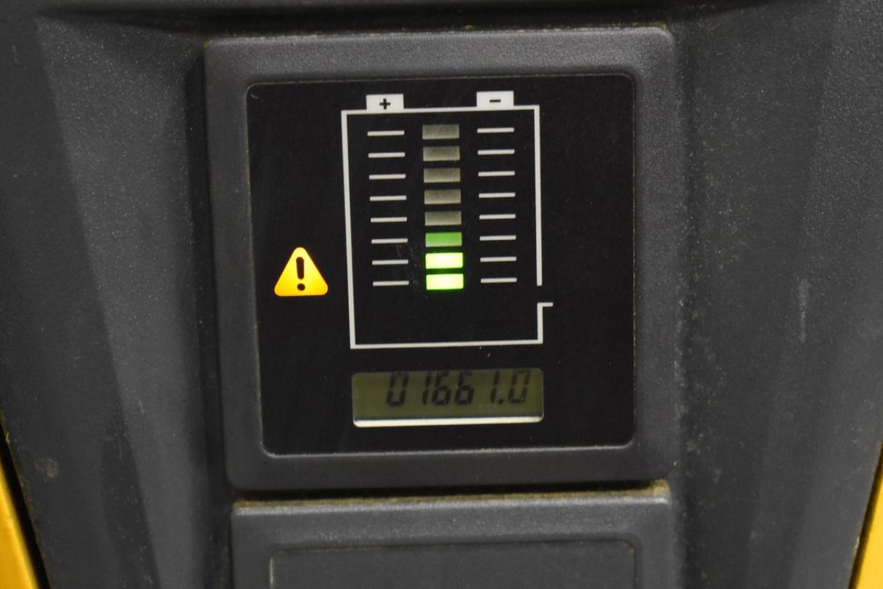 32158 JUNGHEINRICH EJC 112 - AKU, 2010, pouze 1661 mth, BAT 2017