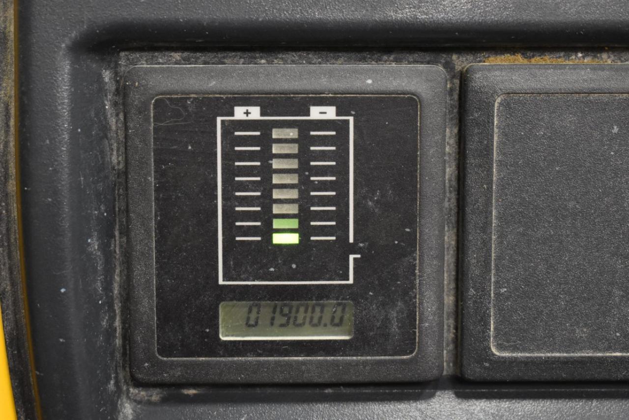 32159 JUNGHEINRICH EJC Z 14 - AKU, 2009, přízdvih, pouze 1900 mth, BAT 2014