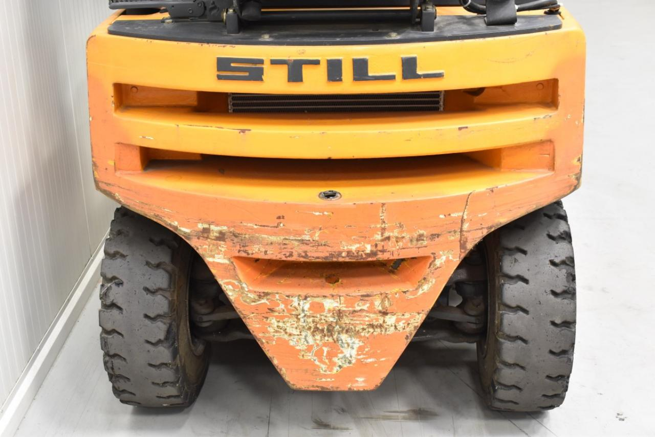 32174 STILL R 70-20 T - LPG, 2006, polokabina, BP, volný zdvih, Triplex, pouze 3474 mth