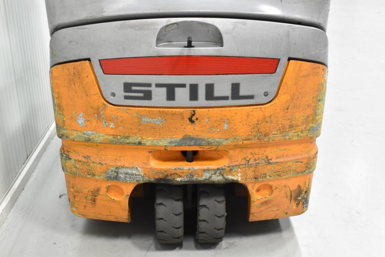 32182 STILL RX 20-15 - AKU, 2013, BP, volný zdvih, Triplex, pouze 4961 mth, BAT 2015