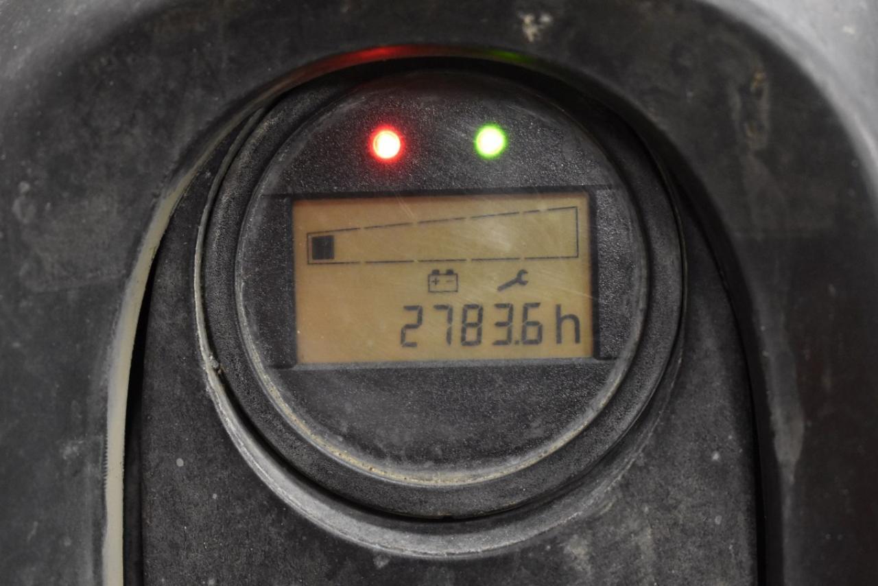 32201 LINDE T 16 - AKU, 2015, pouze 2783 mth