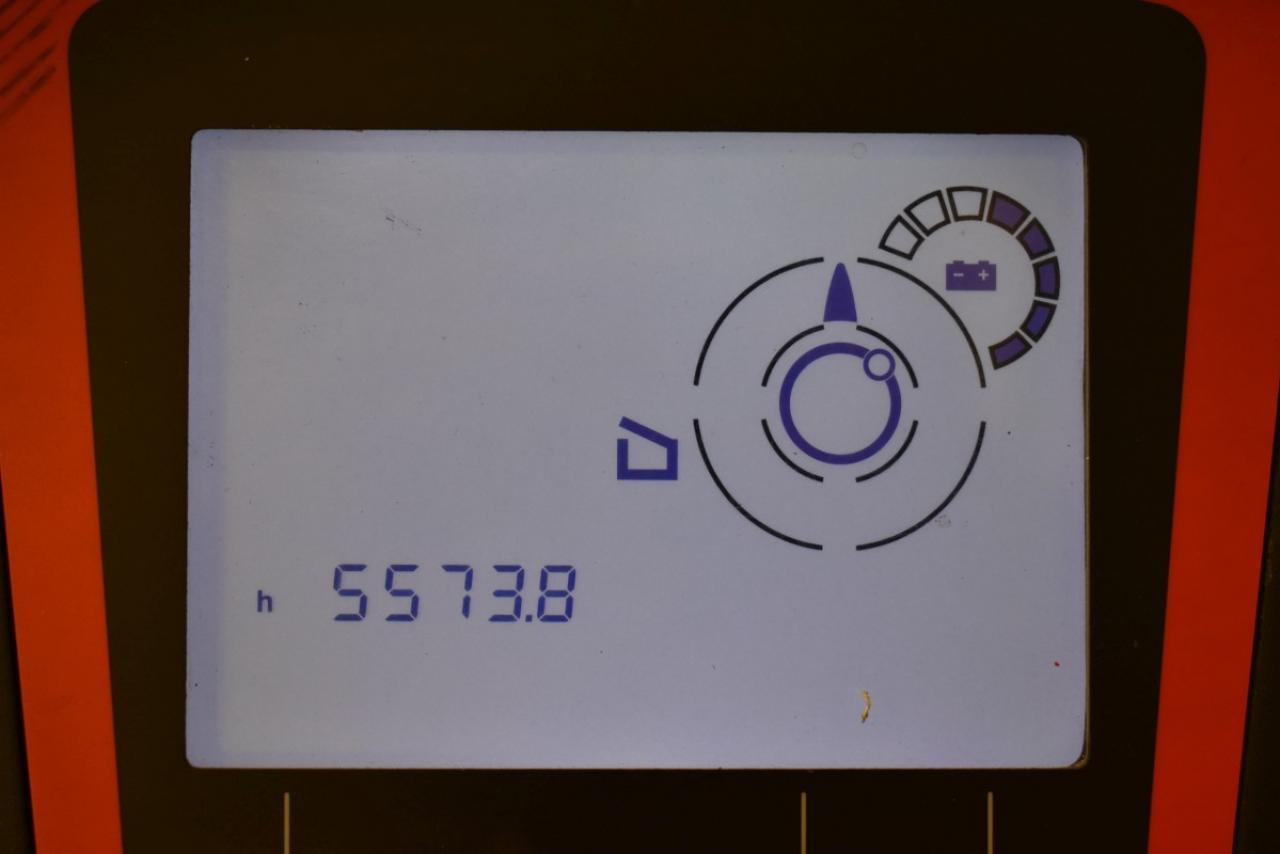 32240 LINDE V 10 - AKU, 2014, pouze 5573 mth