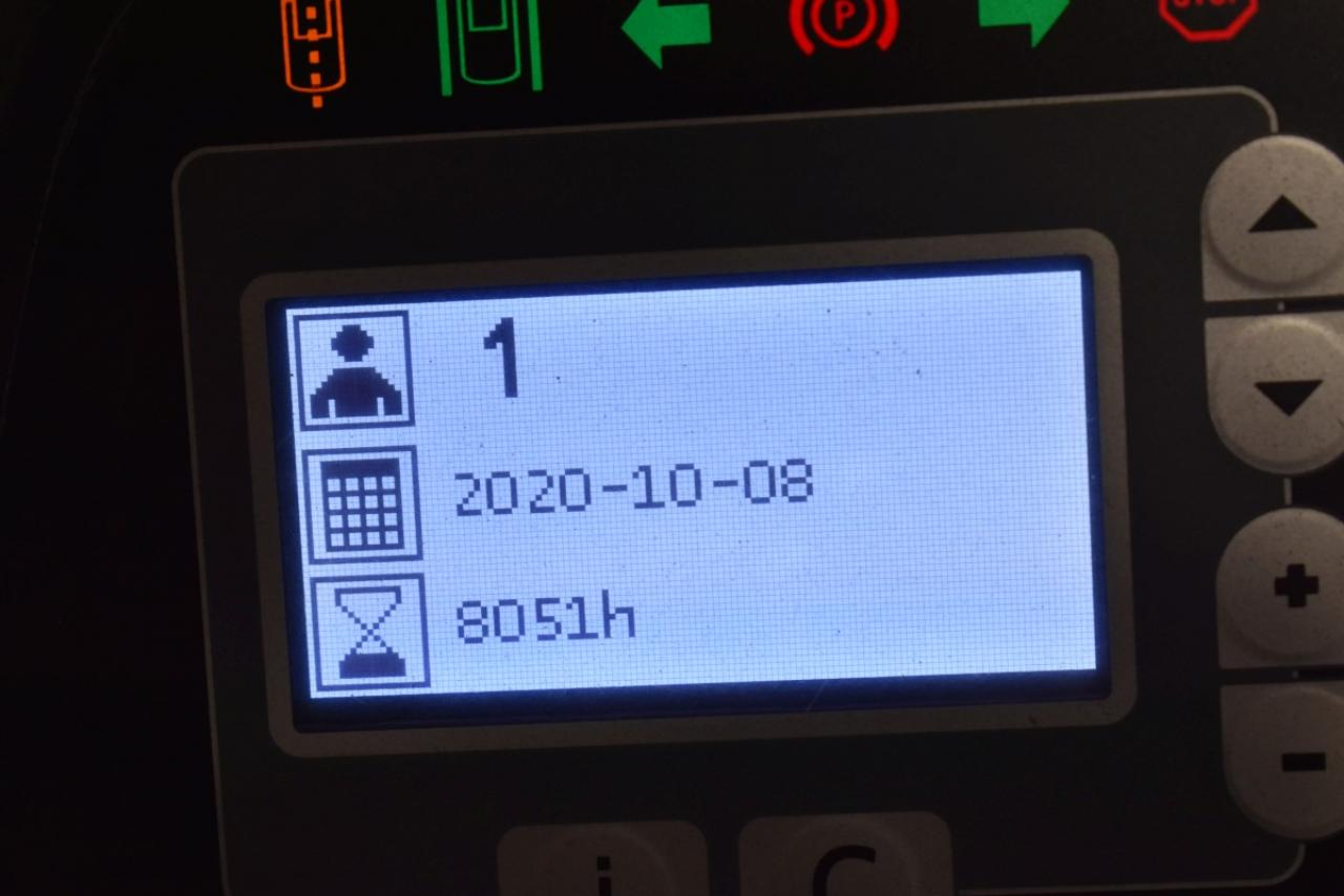 32246 BT RRE 160 E - AKU, Retrak, 2013, BP, volný zdvih, Triplex