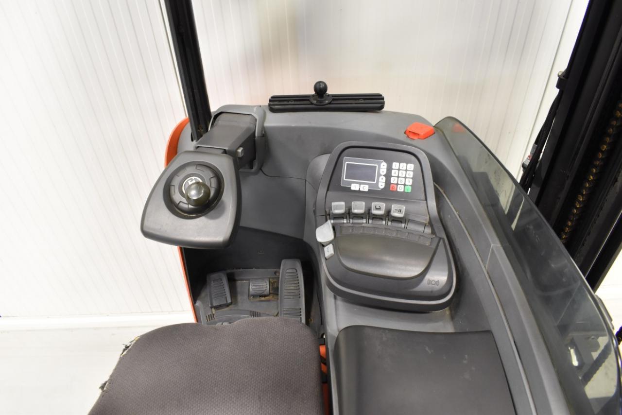 32260 BT RRE 160 - Battery, Reach truck, 2013, SS, Free lift, TRIPLEX