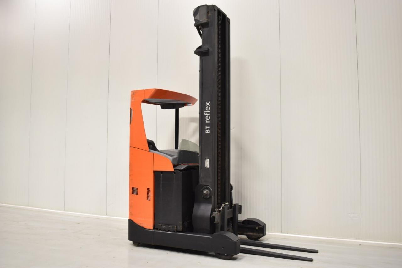 32261 BT RRE 160 - Battery, Reach truck, 2012, SS, Free lift, TRIPLEX