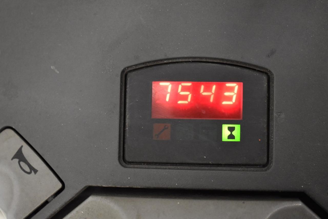 32277 BT SPE 160  - AKU, 2011, volný zdvih, Triplex