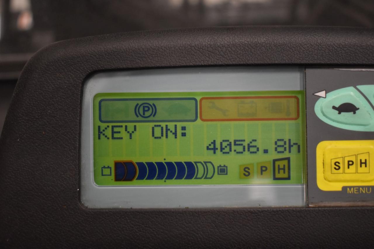 32278 TOYOTA 7FBMF40 - AKU, 2014, polokabina, BP, pouze 4055 mth