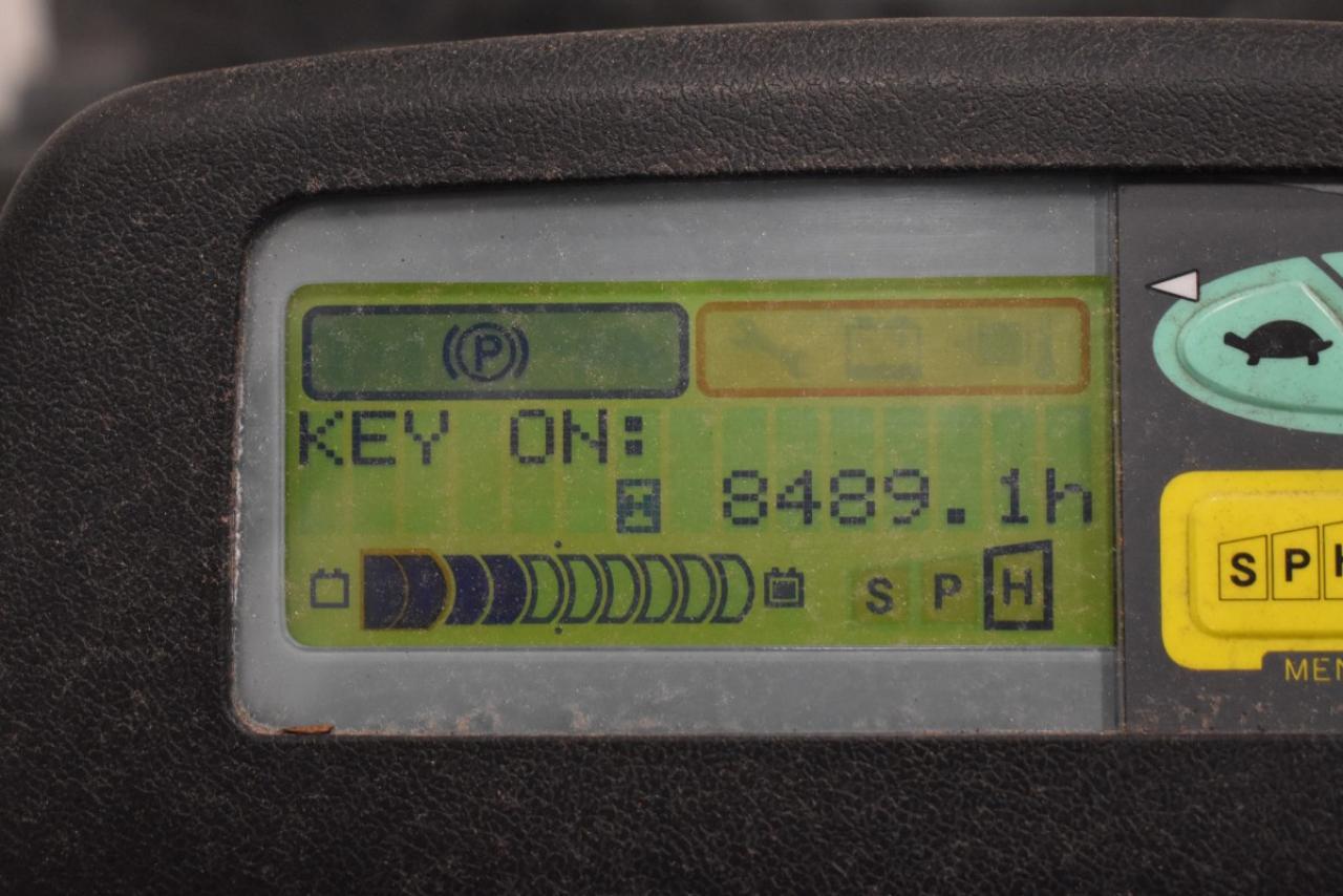 32279 TOYOTA 7FBMF40 - AKU, 2013, BP