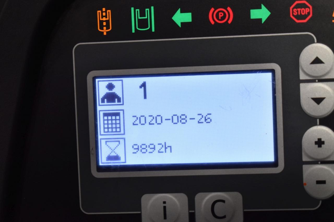 32315 BT RRE 160 - AKU, Retrak, 2013, BP, Volný zdvih, Triplex
