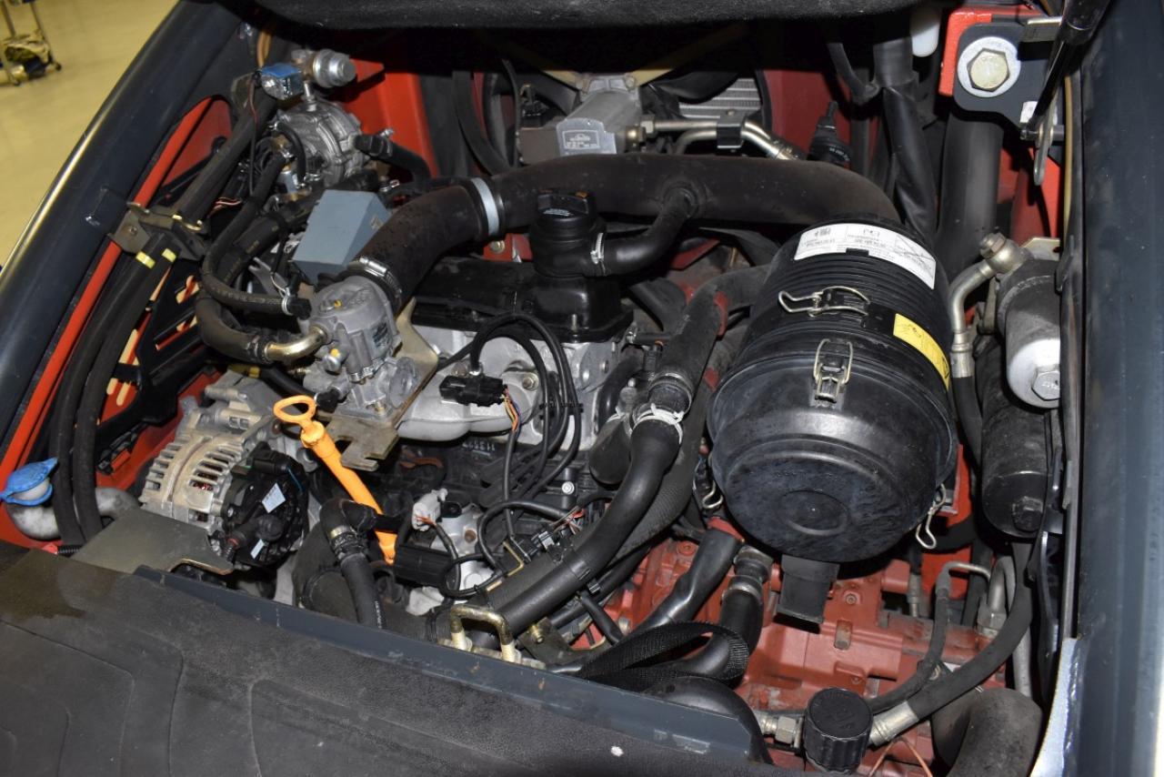 32395 LINDE H 30 T - LPG, 2007, Kabina, BP+HSV, volný zdvih, pouze 7768 mth