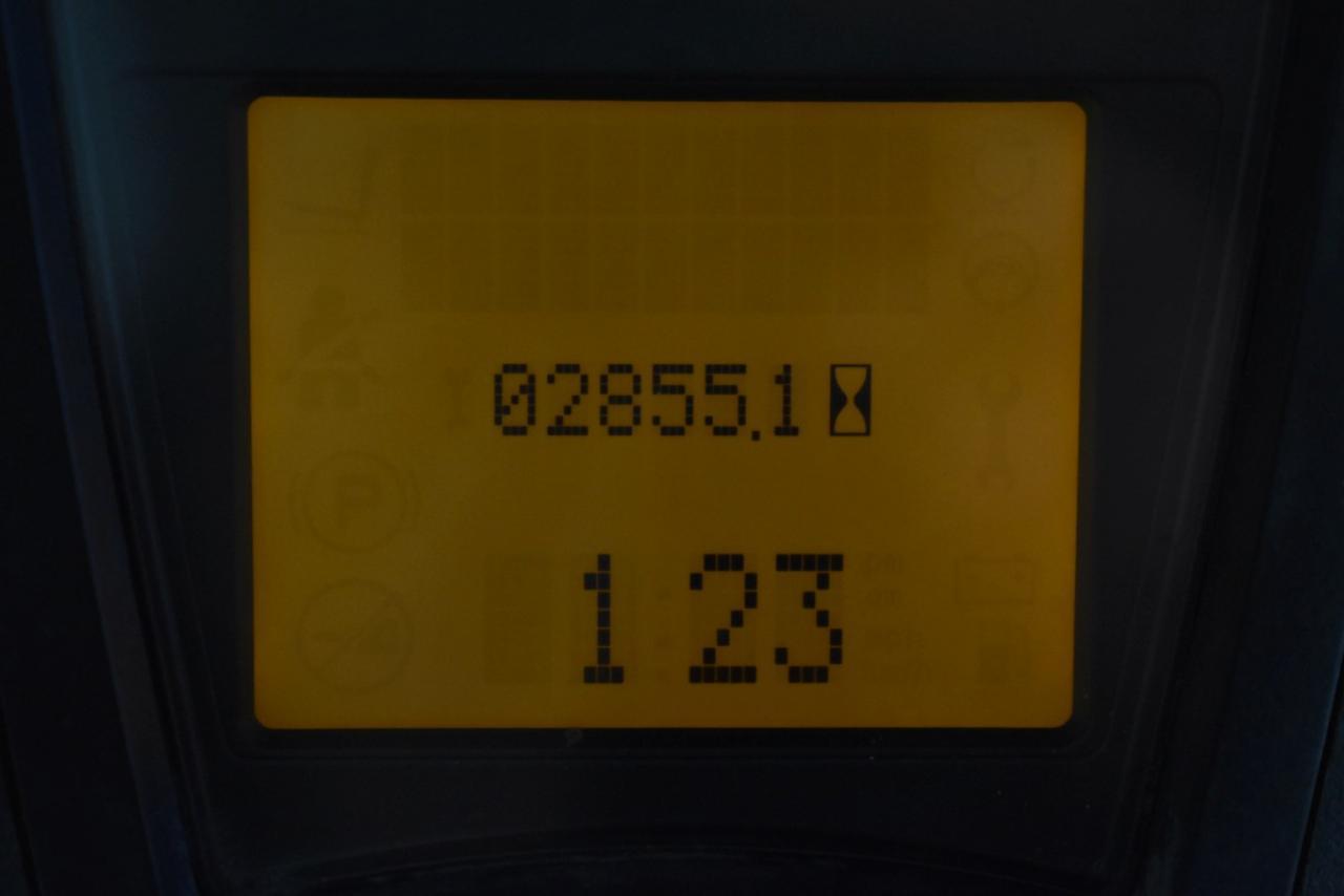 32399 LINDE H 25 T - LPG, 2012, BP+HSV, pouze 2855 mth