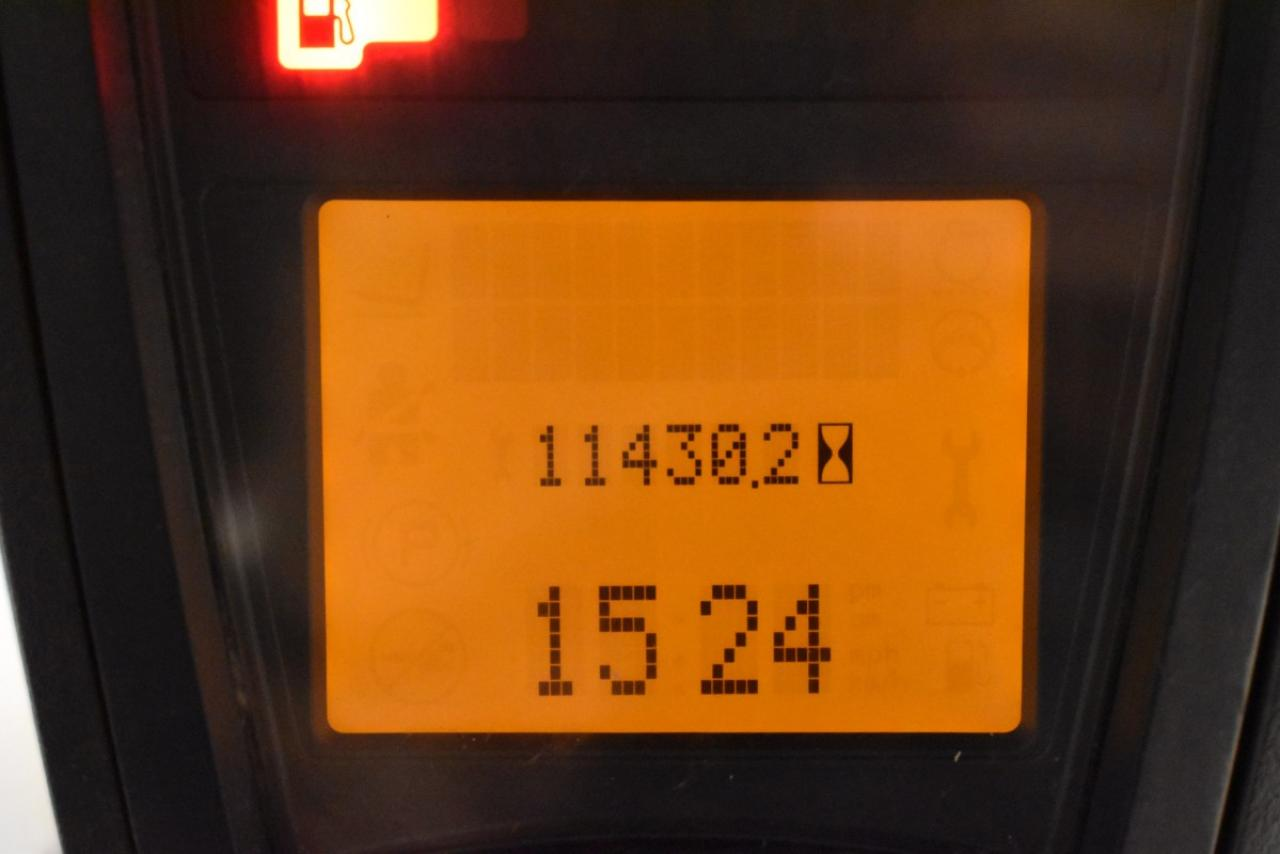 32449 LINDE H 50 T-01 - LPG, 2011, Kabina