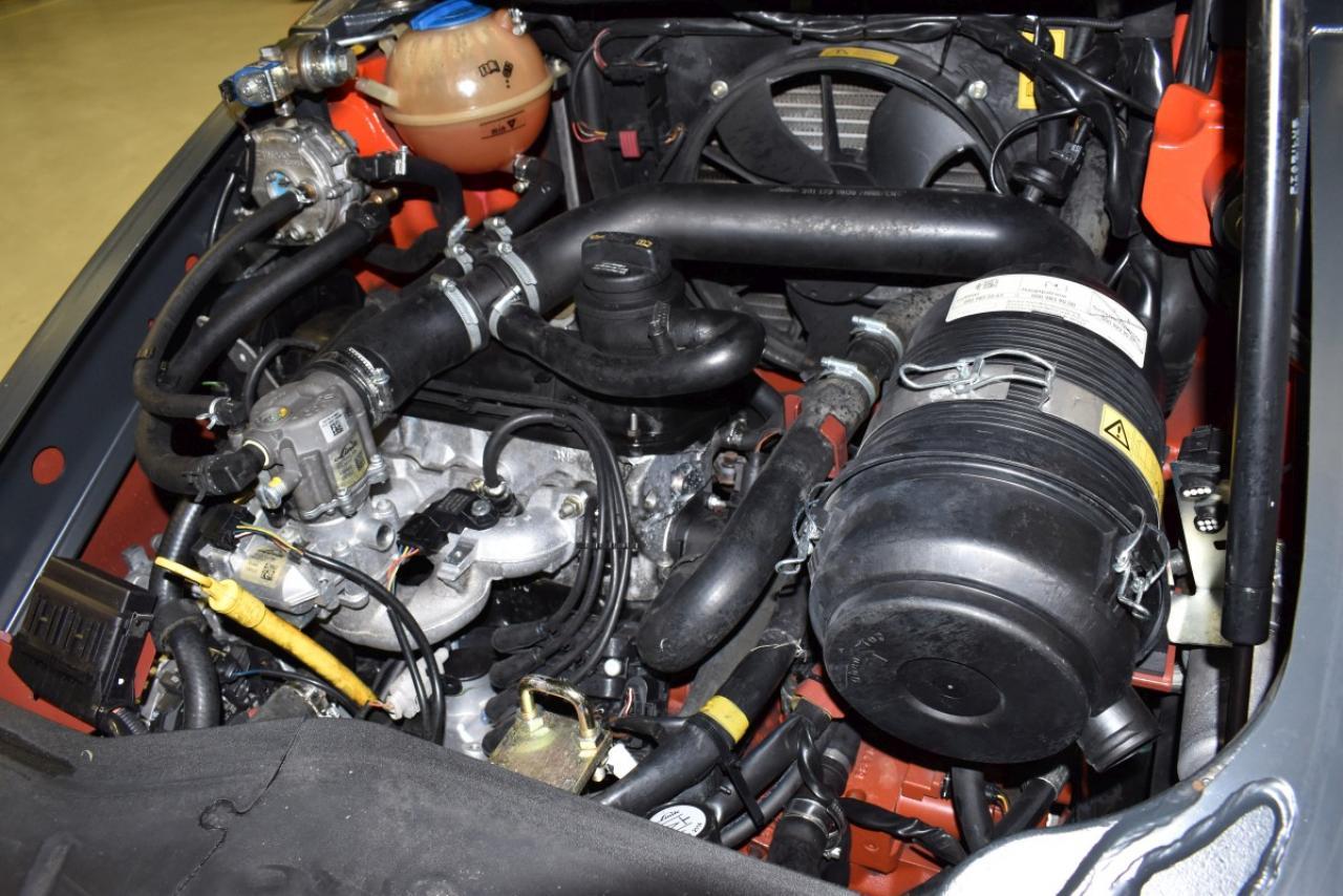 32480 LINDE H 20 T-01 - LPG, 2014, polokabina, BP, volný zdvih, Triplex