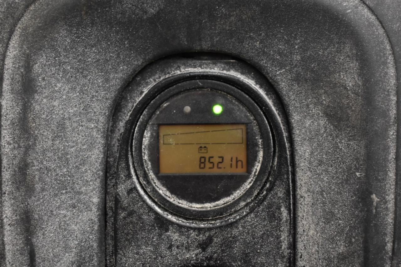 32496 LINDE L 12 - AKU, 2013, pouze 852 mth