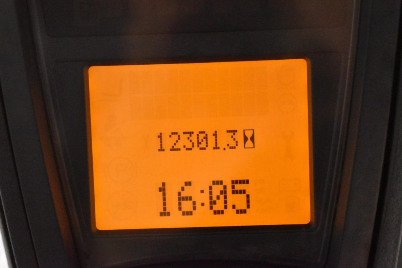 32500 LINDE H 45 T-02 - LPG, 2014, polokabina, BP+HSV