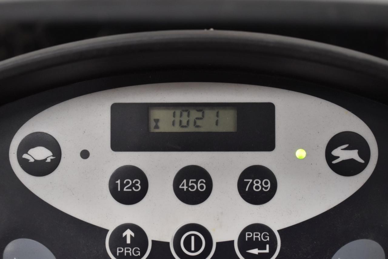 32547 STILL CXM 10 - AKU, 2014, pouze 1021 mth