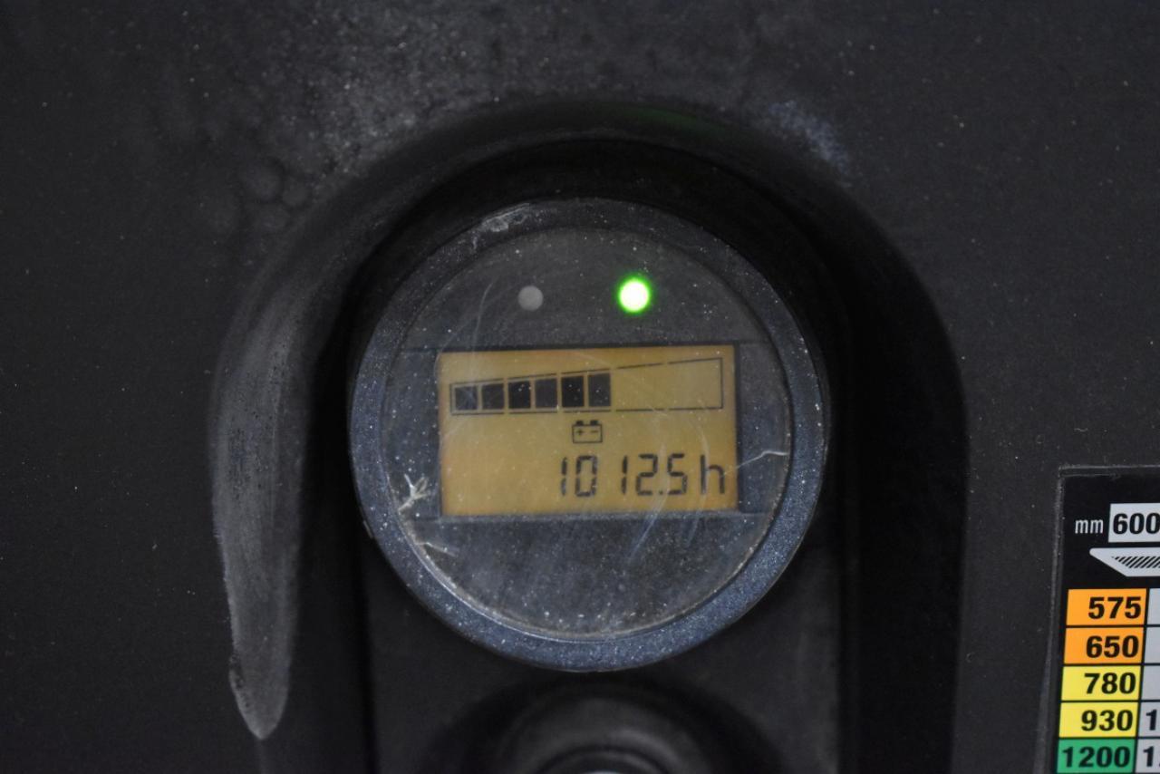 32550 STILL EXV 12 - AKU, 2012, pouze 1012 mth
