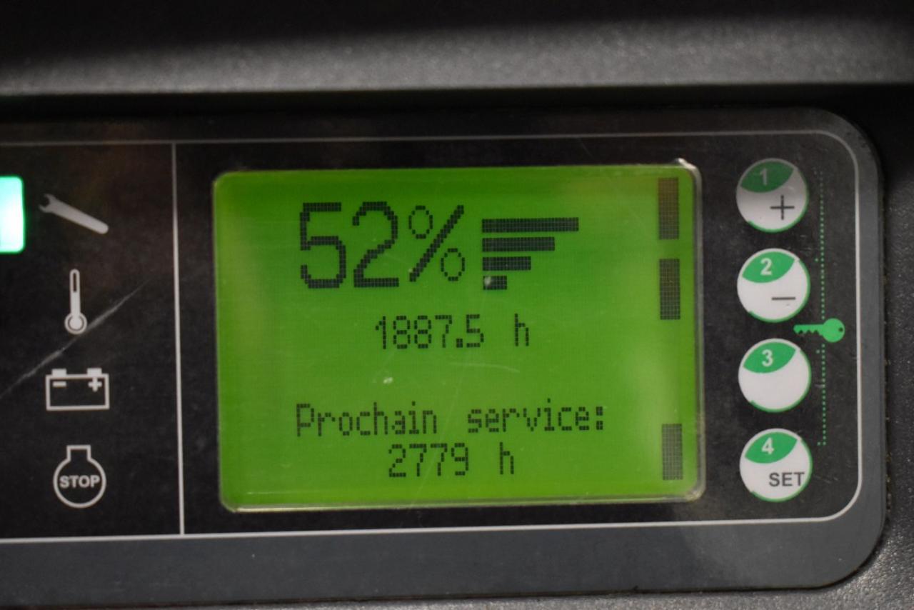 32560 LINDE N 20 L - AKU, 2014, pouze 1887 mth