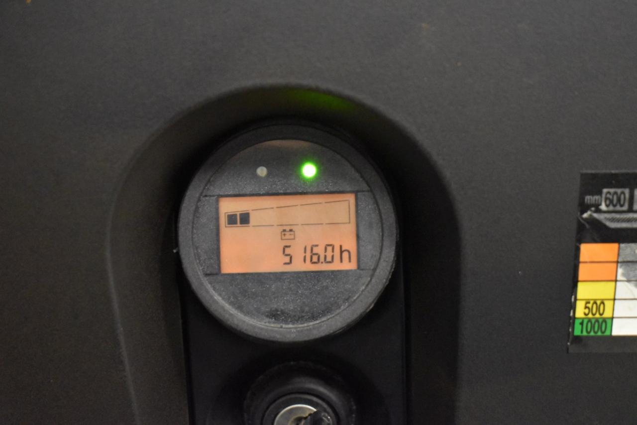 32603 STILL EXV 10 - AKU, 2016, volný zdvih, pouze 515 mth