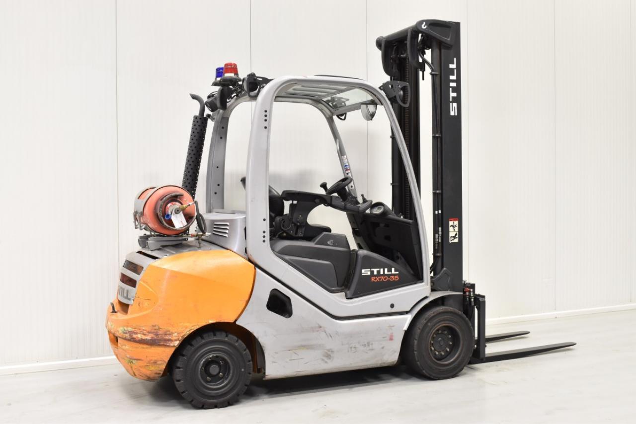 32614 STILL RX 70-35 T - LPG, 2015