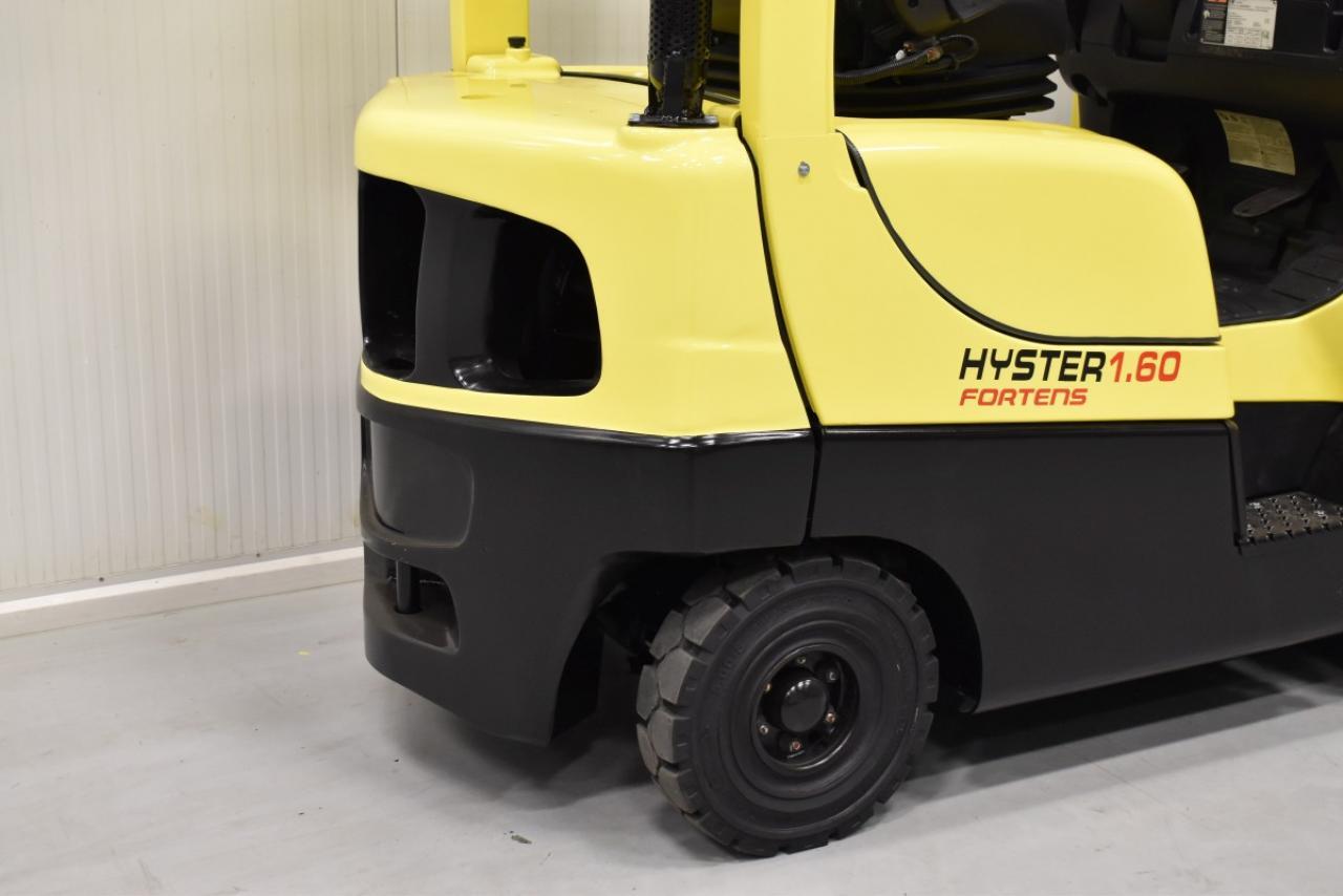 32651 HYSTER H 1.6 FT - Diesel, 2016, BP