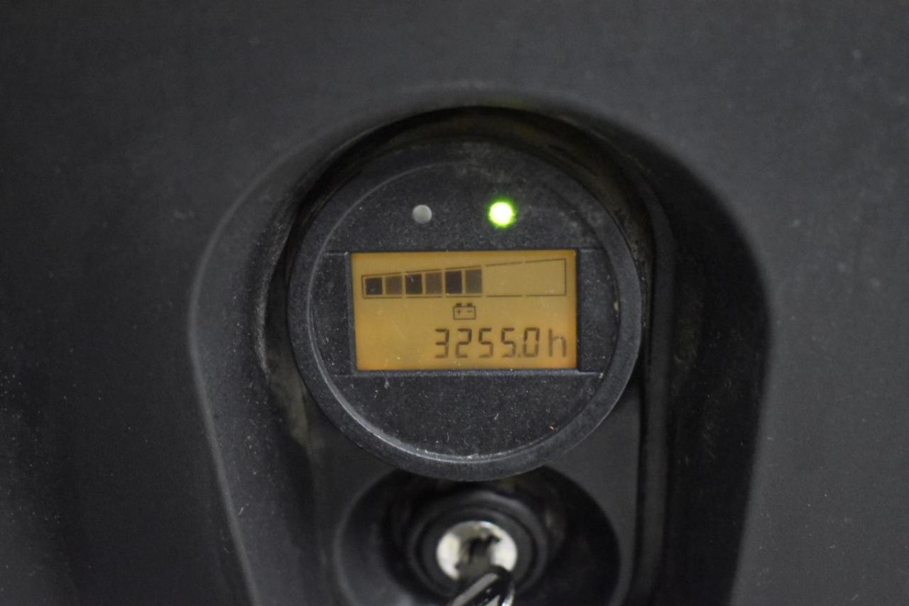 32666 STILL EXV 10 - AKU, 2014, volný zdvih, pouze 3255 mth