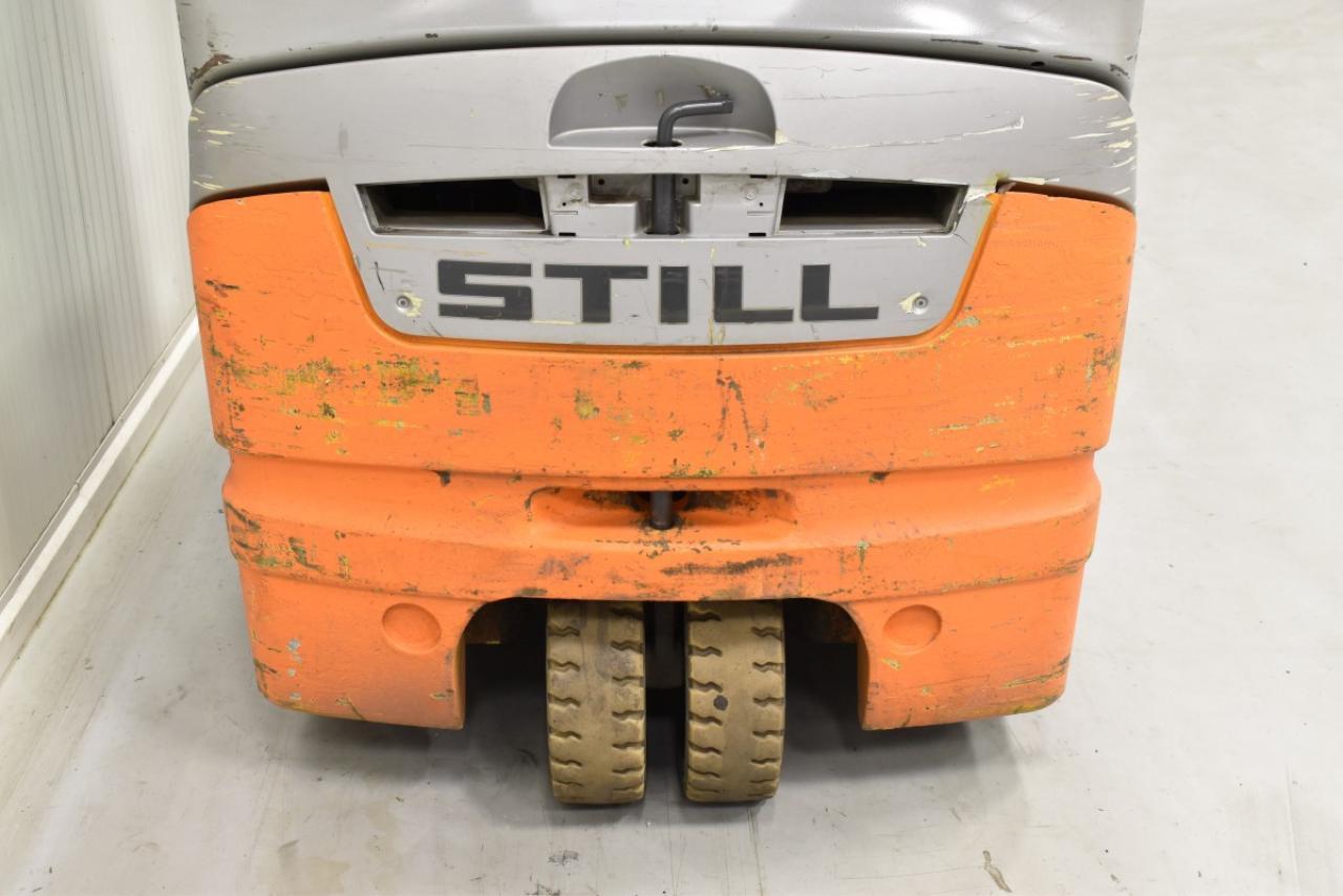 32678 STILL RX 20-16 - AKU, 2012, Kabina, BP+HSV, volný zdvih, Triplex