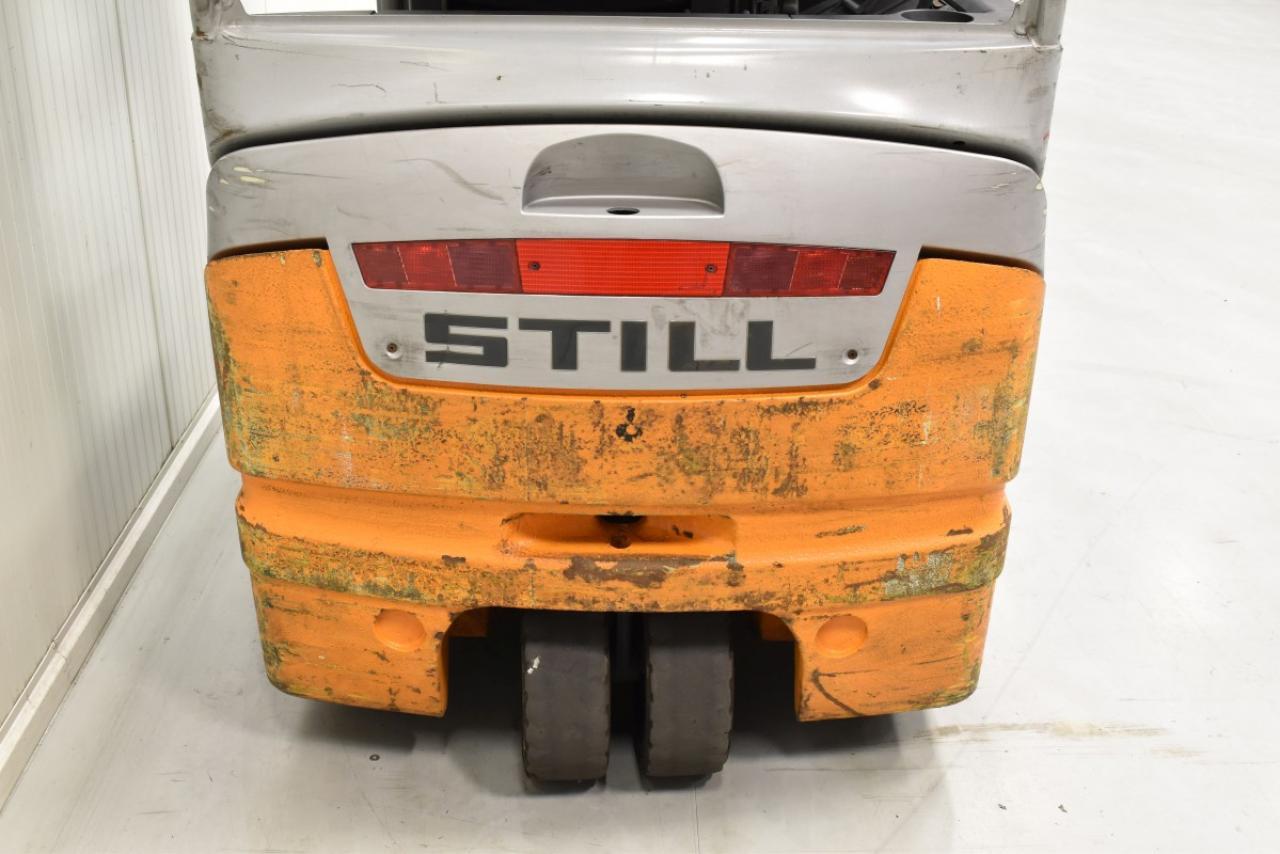 32691 STILL RX 20-16 - AKU, 2014, BP, volný zdvih, Triplex, pouze 2834 mth