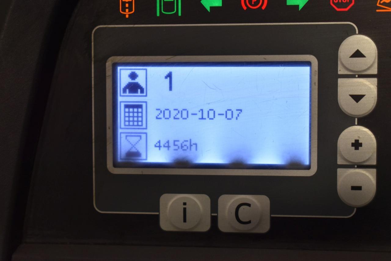 32758 BT RRE 200 C - AKU, Retrak, 2015, BP, volný zdvih, Triplex, pouze 4456 mth