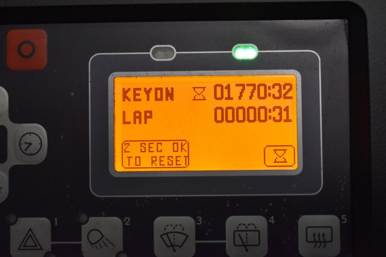 32765 TOYOTA 8FBMT35 - AKU, 2014, BP, pouze 1184 mth
