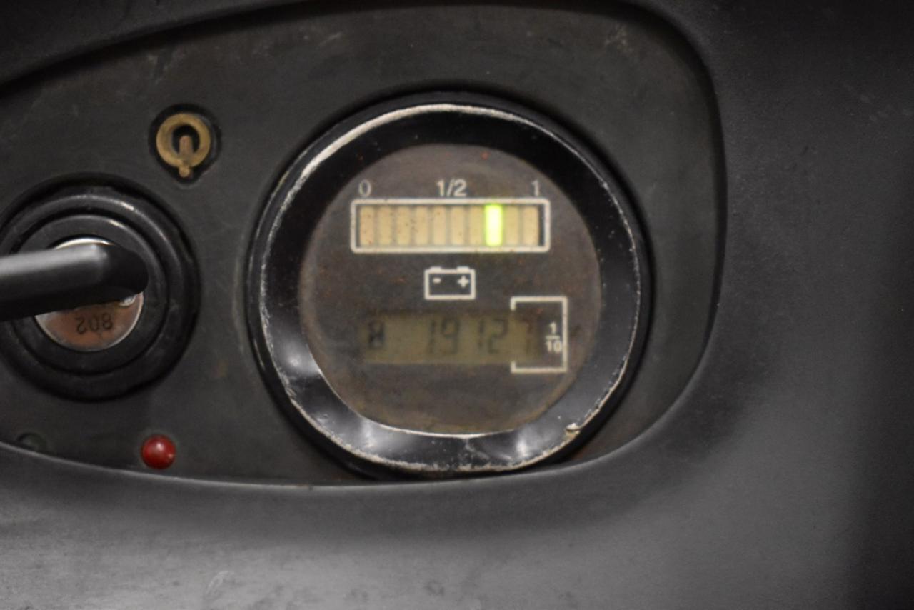 32808 LINDE L 16 - AKU, 2005, pouze 6102 mth