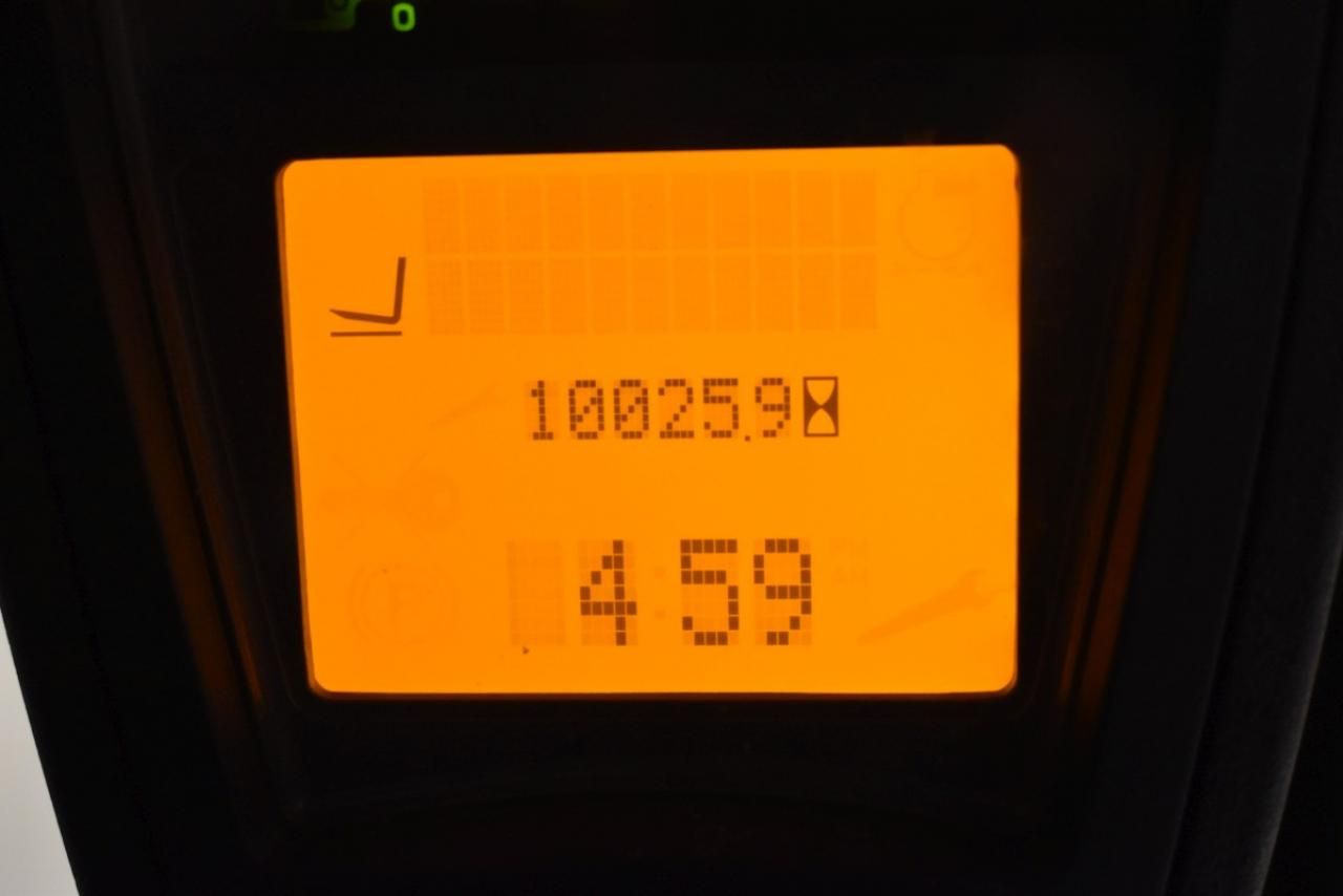 32811 LINDE H 16 D-01 - LPG, 2010, Kabina, BP, volný zdvih