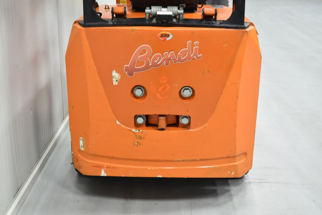 32825 BENDI B312-53SS - Battery, 2012, SS, Free lift, TRIPLEX, only 360 hrs
