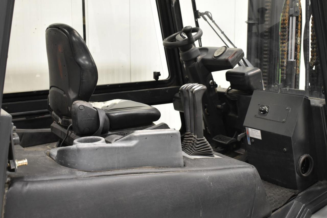 32849 STILL R 70-50 - Diesel, 2011, Cabin, SS+FP, Free lift, TRIPLEX