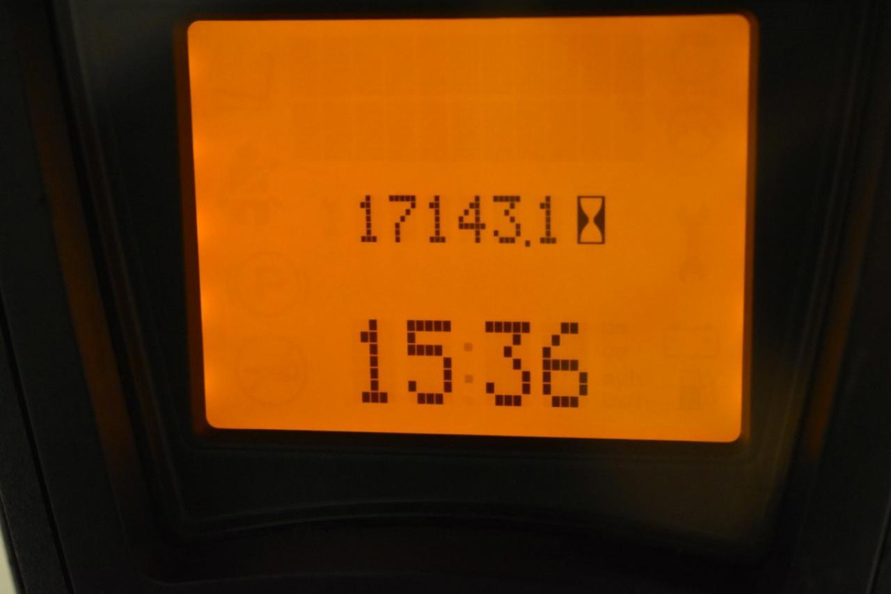 32860 LINDE H 35 T-02 - LPG, 2013, Kabina, BP