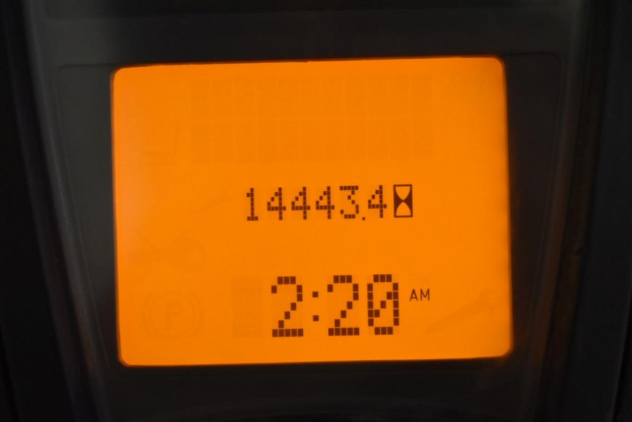 32865 LINDE H 16 T-01 - LPG, 2010, BP, volný zdvih, Triplex