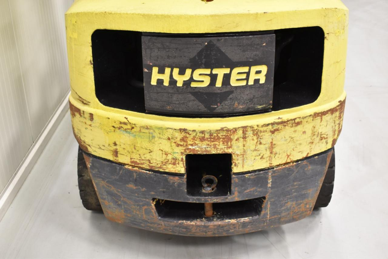 32881 HYSTER H 2.00 XMS - Diesel, 2003, BP