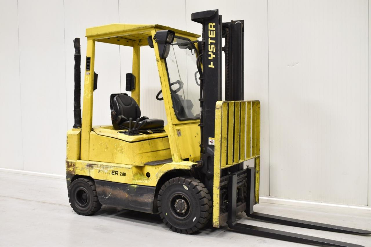 32886 HYSTER H 2.00 XMS - Diesel, 2003, BP