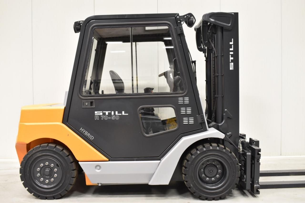 32950 STILL R 70-50 - Diesel, 2012, Kabina, BP+HSV, pouze 6625 mth