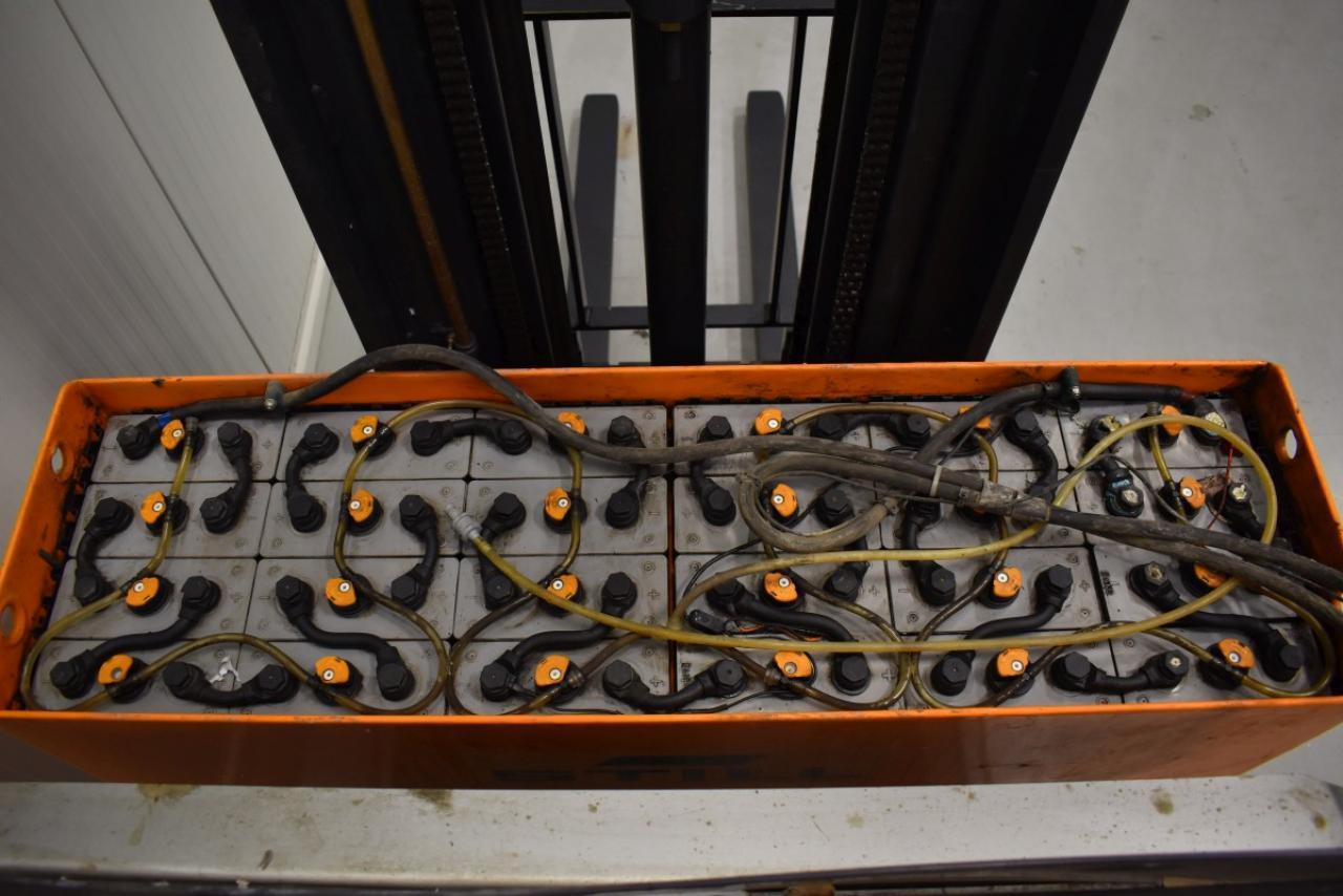 32952 STILL FM-X 14 - AKU, Retrak, 2013, BP, volný zdvih, Triplex