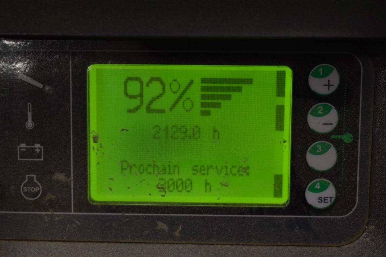 32959 LINDE N 20 XL - AKU, 2015, přízdvih, pouze 2129 mth