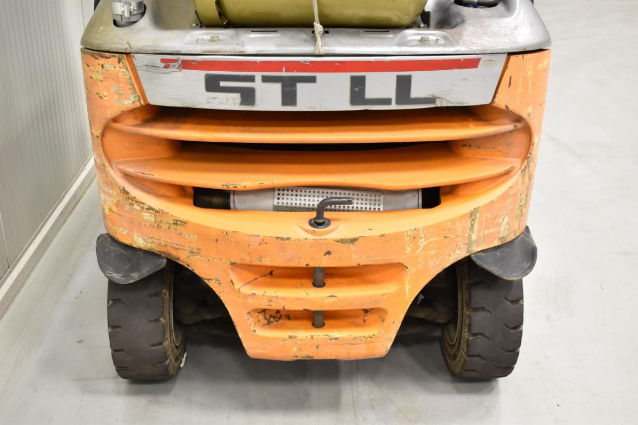 32983 STILL RX 70-16 T - LPG, 2015, Kabina, BP