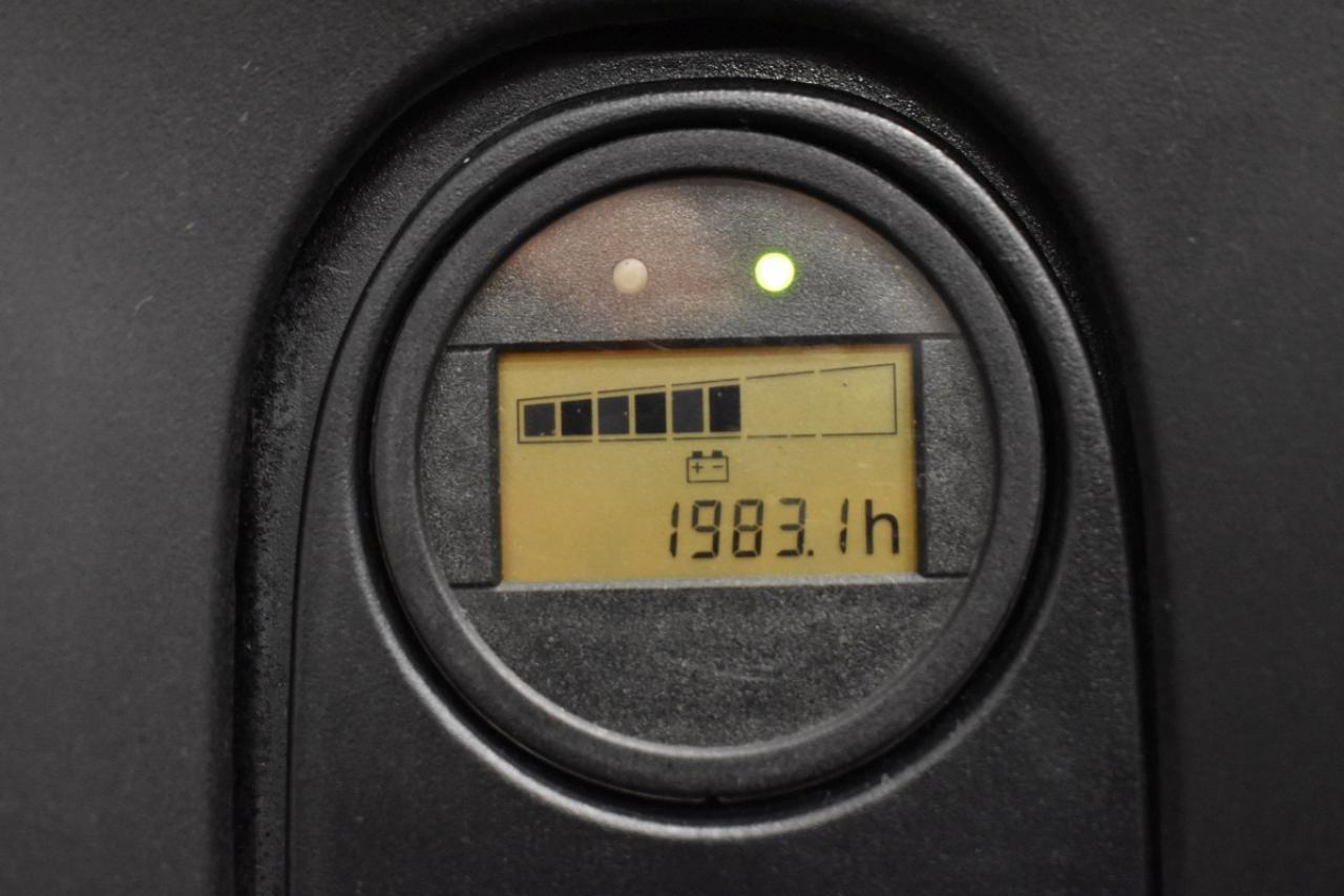 33058 LINDE L 10 - AKU, 2015, volný zdvih, pouze 1983 mth