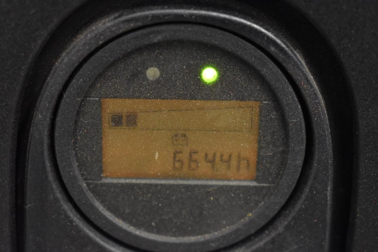 33060 LINDE L 10 B - AKU, 2014, pouze 685 mth